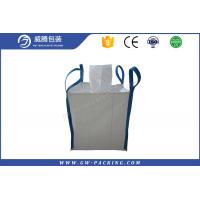 Buy cheap 1 Ton Super Sack Pp Fibc Jumbo Bags High Reinforcement Non - Leakage For Packing Sand from wholesalers