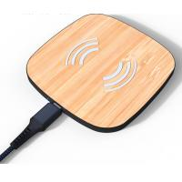 Buy cheap 10 W Slim Iphone Cordless Charger , Qi Wireless Charging Pad For IPhone from wholesalers