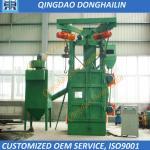 Buy cheap hanger hook type Shot blasting machine from wholesalers