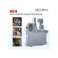 Buy cheap Hospital Preparation Lab Equipment Semi Auto Capsule Filling Machine from wholesalers