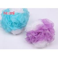 Buy cheap Natural Large Shower Bath Sponge Body Exfoliating Costomized With Long Rope from wholesalers