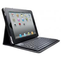 Buy cheap Ergonomic design customizable ipad 2 black cover with bluetooth wireless keyboard from wholesalers