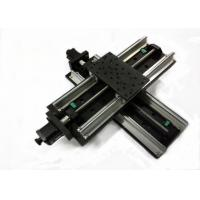 Buy cheap High Accuracy motorized XY linear translation stage 150mm - 400 mm from wholesalers