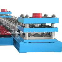 Buy cheap Building Material Highway Guardrail Forming Machine 380V 50Hz 3 Phases from wholesalers
