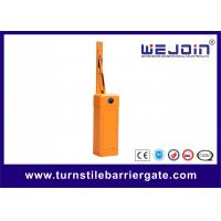 Buy cheap Orange Housing Barrier Gate Arms from wholesalers