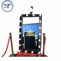 Buy cheap Social Photo Booth Touch Screen With Camera, Trade Show Photo Kiosk from wholesalers