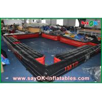 Buy cheap Customized Inflatable Sports Games Inflatable Billiard Ball Snooker Football Field from wholesalers