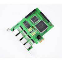 Buy cheap 4e1 Asterisk E1 Pri Card, Te420, Issabel Asterisk Pcie from wholesalers