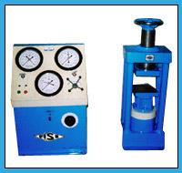 Buy cheap YES-300 Hydraulic Flexure and Compression Testing Machine from wholesalers