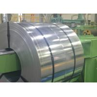 Buy cheap 1.0 / 1.5mm Thick Hot Dipped Galvanized Steel Coil Regular / Minimized Spangle from wholesalers