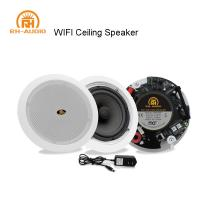 Buy cheap RH-AUDIO WIFI Wireless Smart Ceiling Speaker with RJ45 Port for Multiroom Audio System from wholesalers
