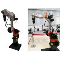 Buy cheap Safe CO2 Welding Robot 6kg Effective Load Dust Proof Vertical Ground Installation from wholesalers