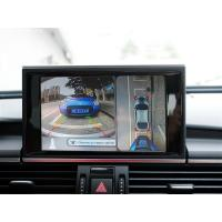 Buy cheap Audi A6 Car Reverse Camera System With 360 Degree Bird View with 4-channelhigh-definitionvideo from wholesalers