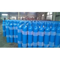 Customized Seamless Steel Compressed Gas Cylinder 8L - 22.3L ISO9809-3