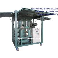 Buy cheap Series ZYD-M Mobile Vacuum Transformer Oil Purifier, Oil filtration system, oil dehydration system from wholesalers