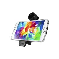 Buy cheap 360 Rotate Air Vent Mobile Phone Car Holder , Black Auto Cell Phone Holder from wholesalers