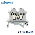 Buy cheap JUK 2.5B 2.5mm Screw Din Rail Terminal Block Phoenix Manufacturer High Quality inflaming retarding China from wholesalers