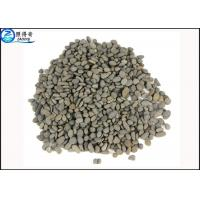 Buy cheap Grey Natural Pebbles Underwater Decoration Fish Aquarium Gravel / Fish Tank Stones from wholesalers