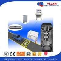 Buy cheap AT3300 Under Vehicle Surveillance System With CCD line camera for security check from wholesalers