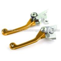 Buy cheap RM RMZ 250 450 Motorcycle Brake Clutch Lever For Suzuki Motorcross Bike Gold from wholesalers