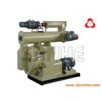 Buy cheap Fish pellet feed making machine use ring die pellet mill to produce pellet feed from wholesalers