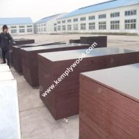 Buy cheap Shandong linyi film faced plywood marine plywood for concrete formwork from wholesalers