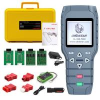 Buy cheap OBDSTAR X-100 PRO Car Key Programmer 4G TF Card For IMMO Odometer OBD Software from wholesalers