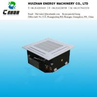 Buy cheap AUX All around the embedded wind fan coil units , Cassette fan coil units FANP-51KM FP-68KM FP-85KM from wholesalers