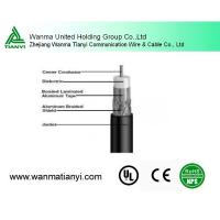 Buy cheap RG11 Best selling flexible telephone electrical coaxial cable product