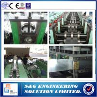 Buy cheap Automatic Hydraulic Cable Tray Roll Forming Machine Chinese / English Lanugage System from wholesalers