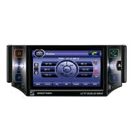 Buy cheap 7inch touch screen one din car dvd player with GPS/3D Menu/Blue tooth/TV/AM/FM from wholesalers