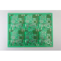 Buy cheap Automatic Control Circuit Design FR4 PCB 3 Mil Rapid Prototyping Circuit Board from wholesalers