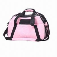 Buy cheap Pet Carrier with Fashionable Style, Various Colors are Available, Measures 41.5 x 20 x 29cm from wholesalers