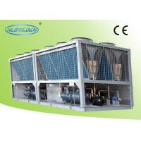 Buy cheap OEM HVAC Air Cooled Heat Pump Chiller 109KW with Refrigeration Parts from wholesalers
