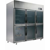 Buy cheap Energy Savings 1500L Commercial Grade Refrigerators With Six Glass Doors from wholesalers