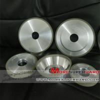 Buy cheap Diamond and CBN grinding wheel 1A1 6A2 11A2 11V9 from wholesalers