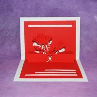 Buy cheap Mother's Day greeting paper card from wholesalers