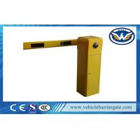 Buy cheap Automatic Intelligent Manual Boom Barrier Gate For Railway Crossings from wholesalers