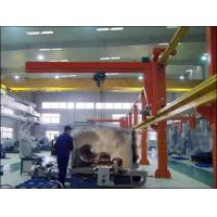 Buy cheap 1ton / 2ton Full Cantilever Electric Jib Crane For Industrial from wholesalers