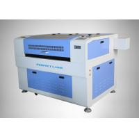 Buy cheap Non metal CNC Mini CO2 Laser Engraving Machine With Imported LCD Touch Screen from wholesalers