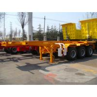 Buy cheap 9403TJZ20F-Sleletal Container Semi-Trailer -20 FEET from wholesalers