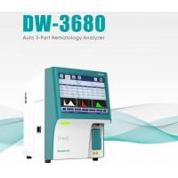 Buy cheap DW-3680 3 Part Auto CBC Hematology Analyzer 21 Parameters 2 Reagent 1 Test / Minute For Labs Clinics from wholesalers