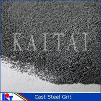 Buy cheap SAE standard sand blasting g50 cast steel grit from wholesalers