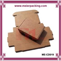 Buy cheap Recyclable Feature and Kraft brown Paper Material paper mouse packaging box from wholesalers