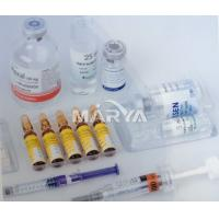 Buy cheap DHC250P Ampoule Blister packing Cartoning packaging Line product
