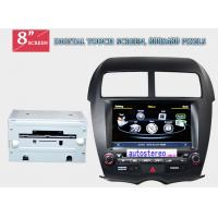 Buy cheap GPS Navigation Japanese Car Stereo DVD WIFI for Mitsubishi ASX RVR from wholesalers