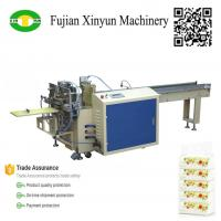 Buy cheap Semi automatic multi bags facial tissue paper packing machine from wholesalers