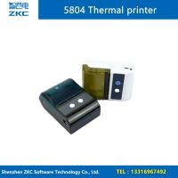 Buy cheap Bluetooth Thermal Portable Receipt Printer with RS232 and Mini USB from wholesalers