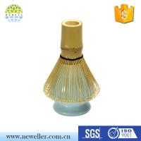 Buy cheap 2017 Amazon new 120 Prongs good quality matcha whisk wholesale from wholesalers