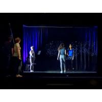 Buy cheap 3D Projection System 3D Holographic Display Hologram Stage Show Pepper Ghost Technology from wholesalers